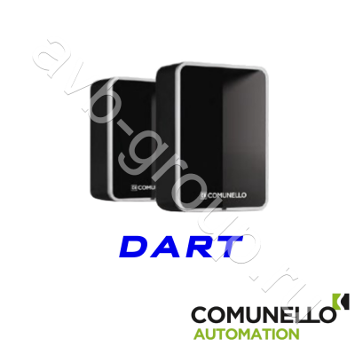 Фотоэлементы беспроводные COMUNELLO DART BATTERY, компактные